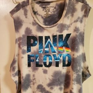 Mens/Womens Pink Floyd tie dyed tee size Xl.🔥🔥🔥